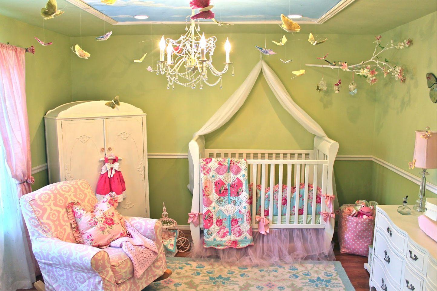 Disney Baby Room Themes