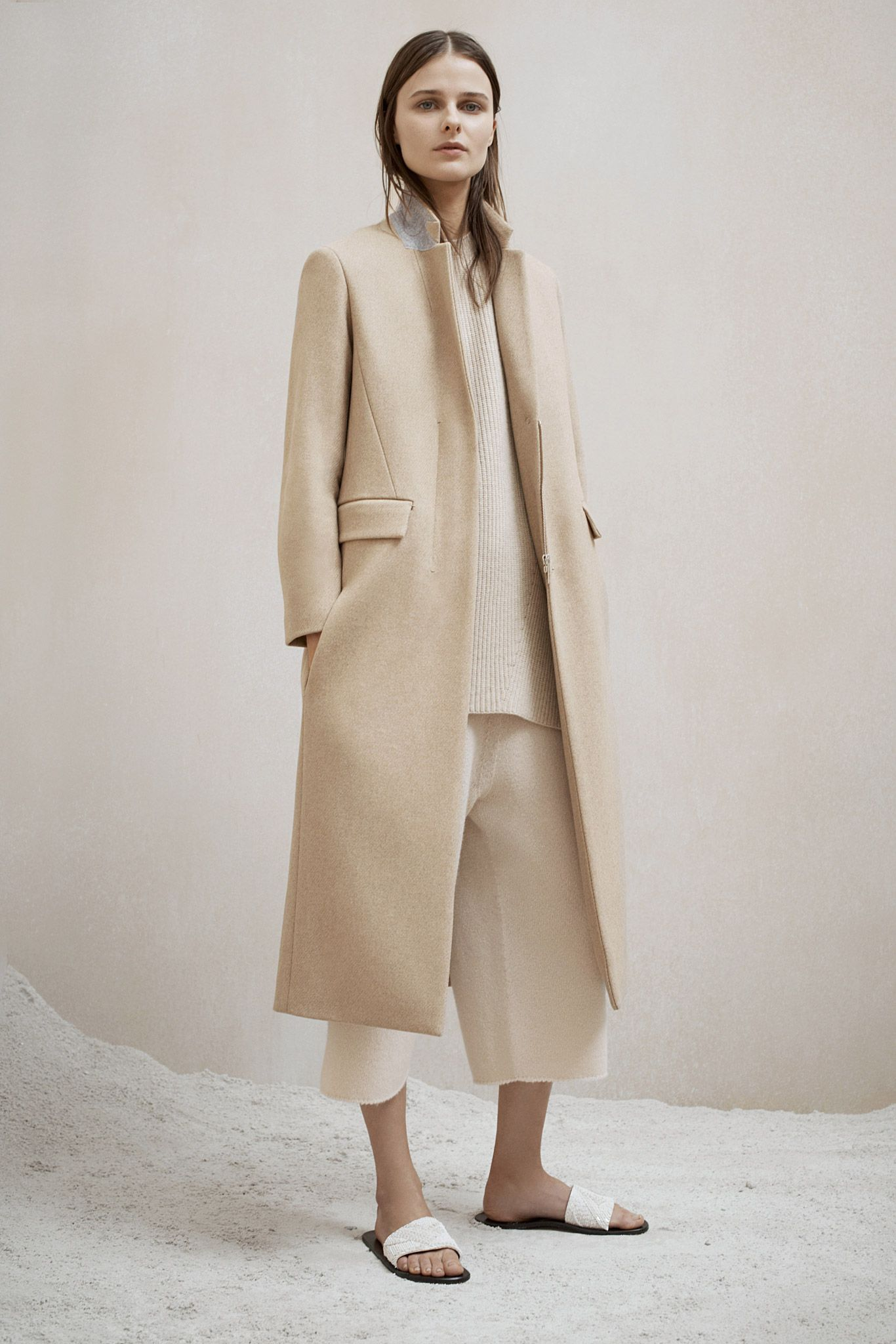 Camel color Plane long coat for ladies and women | Beautiful ...