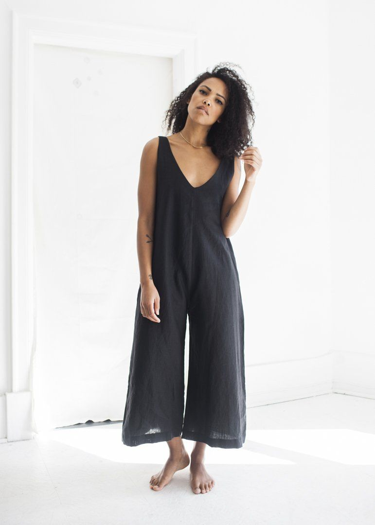 061a9635029 Ozma - Vanessa Romper in Black from Charlie