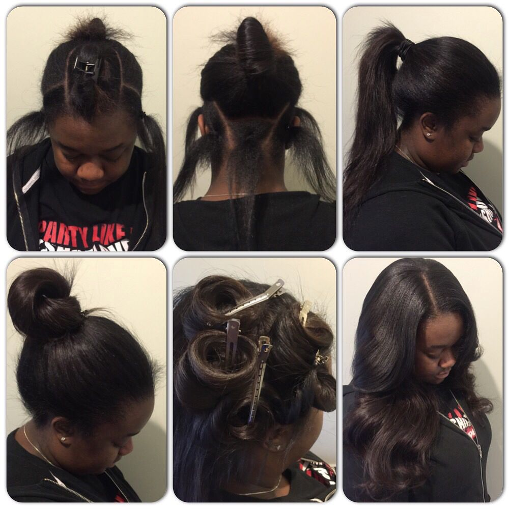 hair style pony versatile and looking pony sew in 7866 | 9a1fcf7bf2d6ff7866f81dad3548cd4f