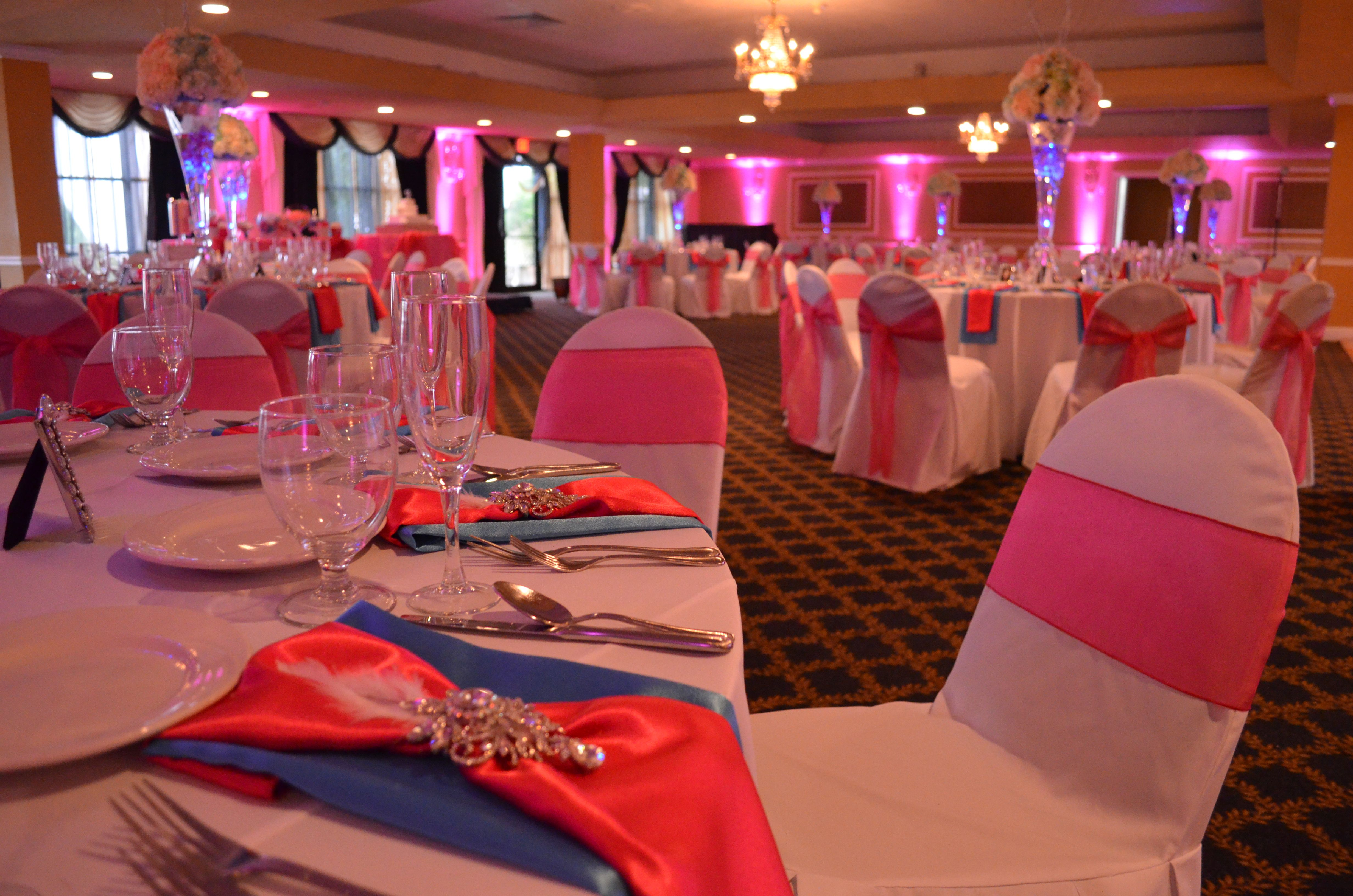 Displaying 16> Images For  Sweet 16 Party Decorations Pink