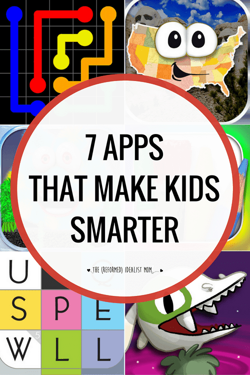 7 awesome apps that will make your kid smarter Learning