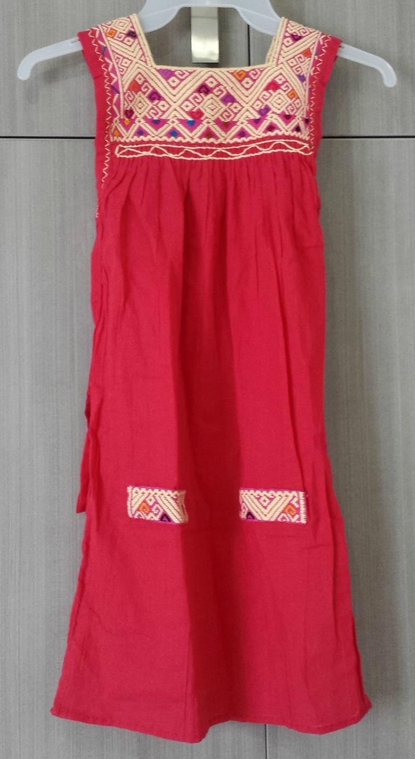 69be4d43a Vestidito para niñas hechos a mano. | Ropa artesanal para niñas ...