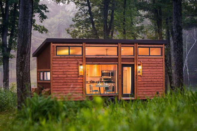 5 Impressive Tiny Houses You Can Order Right Now Casas