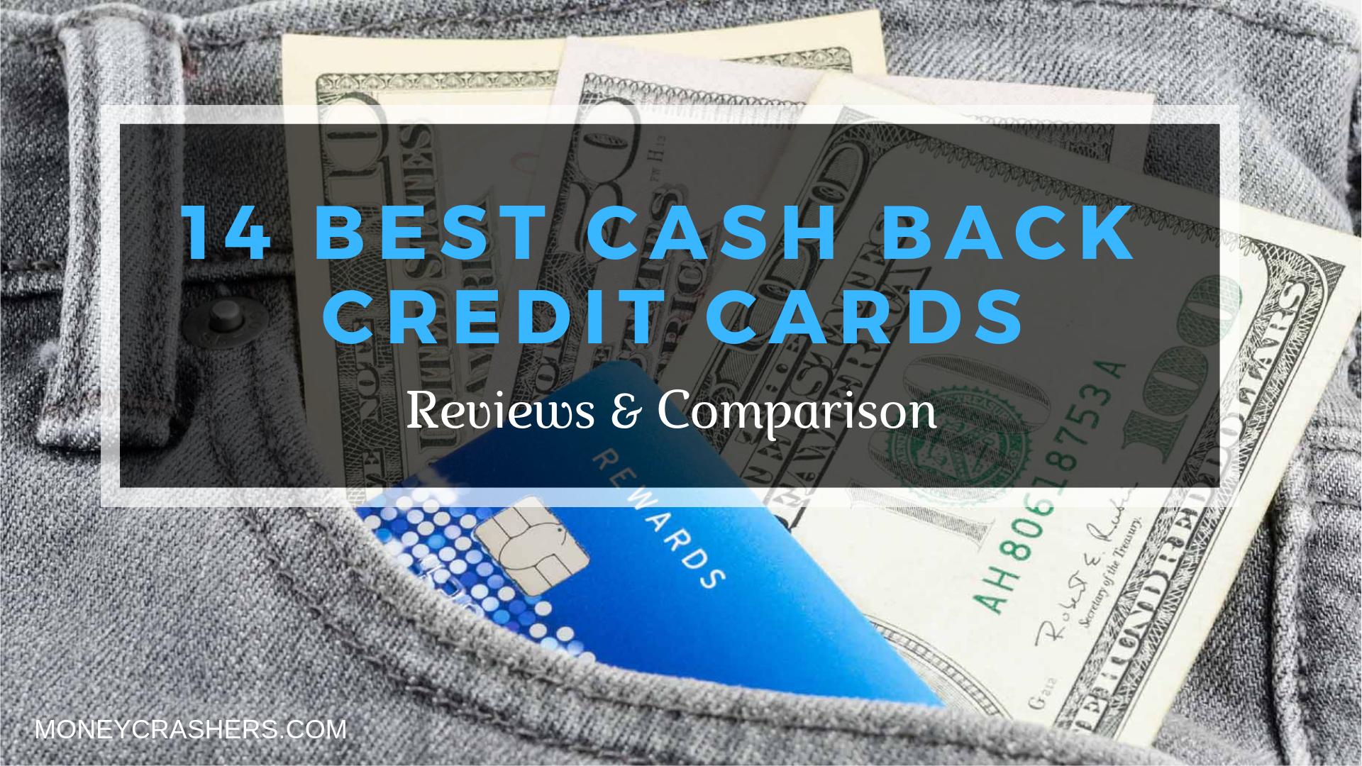 10 Best Cash Back Credit Cards of 2020 - Reviews & Comparison   Credit card, Credit card reviews ...