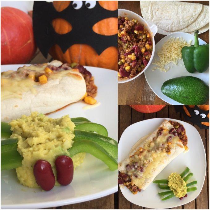 Enchiladas mit Guacamole Rezept zum Selbermachen - Familienrezepte zum Selberkochen und Backen.  http://www.kinderkommtessen.de/enchiladas-mit-guacamole/