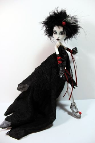 Luna Rose Monster High OOAK Fantasy Goth Spectra Art Doll Repaint Gothic Emo Gal | eBay #dollrepaint #repaint #custom #customdoll #ooak #ooakdoll #ooakartdoll #artdoll #alteredart #monsterhigh #monsterhighdoll #monsterhighrepaint #ooakmonsterhighdoll #ooakmonsterhigh #ooakgoth #goth #gothic #emo #BJD #spectravondergeist #spectrarepaint #ooakspectra #repaintdoll #siouxsiesioux #edwardscissorhands #timburton #art #doll #refabrications #refabbed #luna #rose #fantasy #creepy #creepydoll