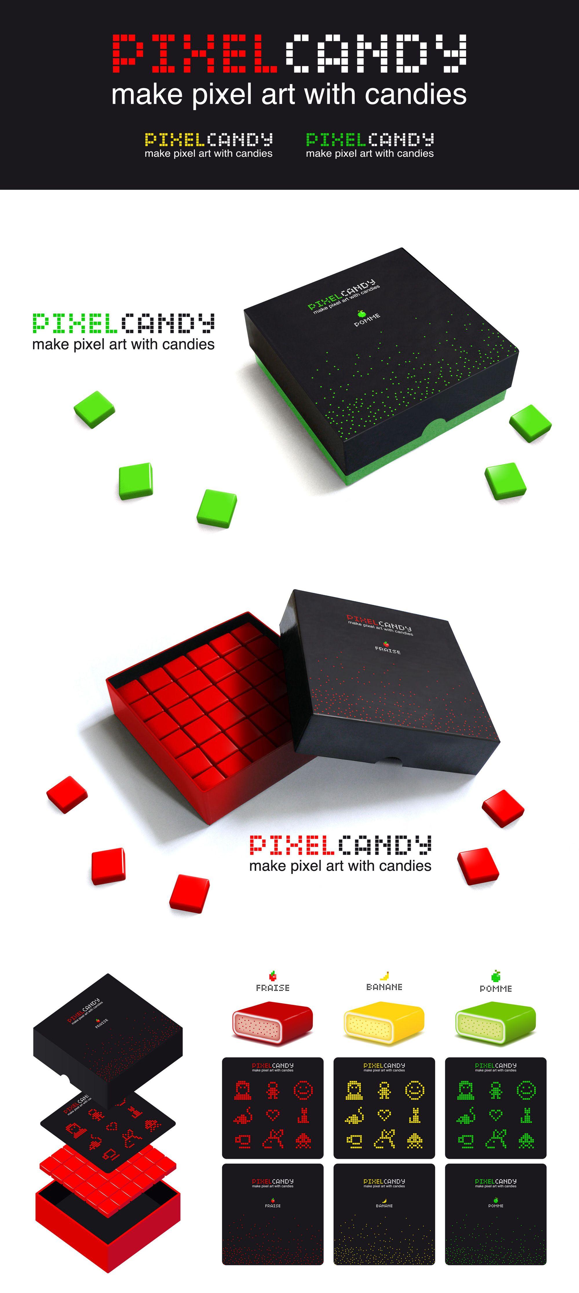 Pixel Candy Graphiste Illustrateur Et Motion Designer Freelance