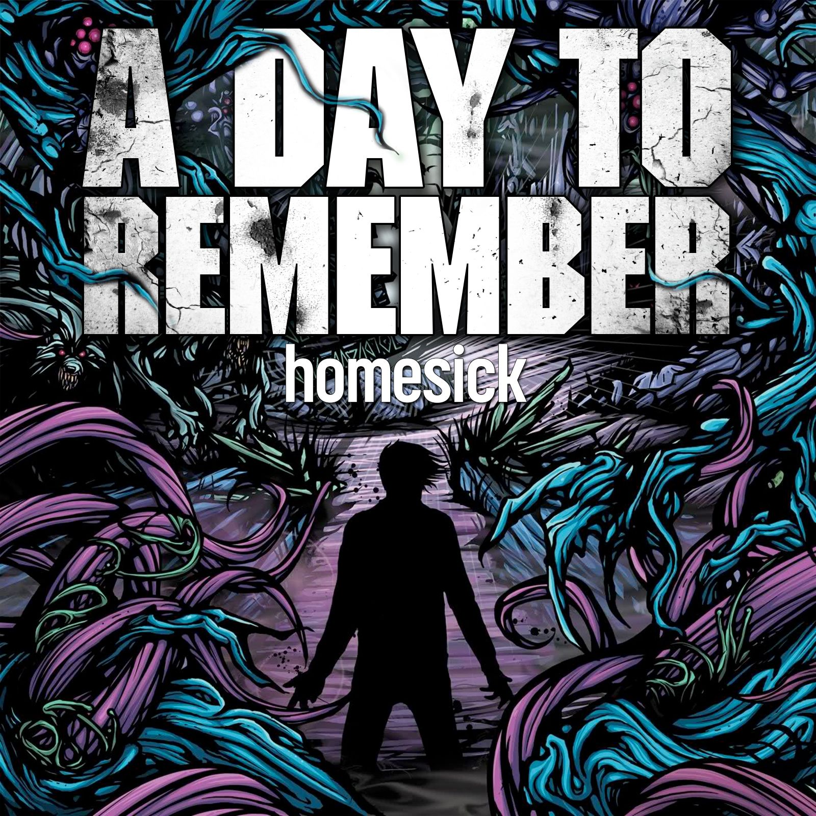 Adtr Alternative Homesick Cover With Images A Day To Remember