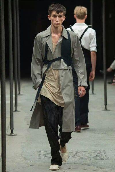 Dries Van Noten  Spring/Summer 2015  Menswear