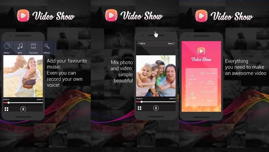Pin Di 10 Aplikasi Edit Video