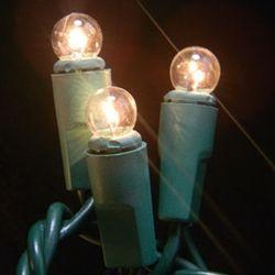Mini Globe String Lights Clear : Mini Globe String Lights, 17.5 Foot Green Wire, Warm White Globe string lights, String lights ...
