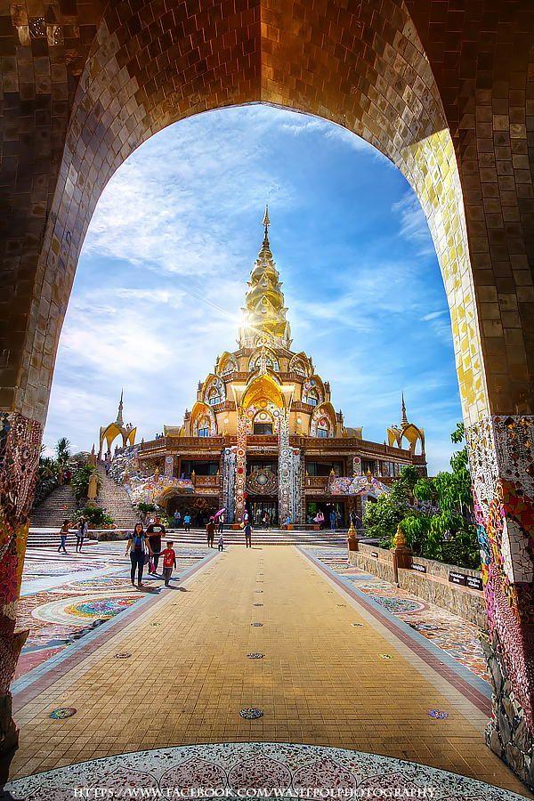 Wat Phra Dhat Phasornkaew, Phetchabun, Thailand