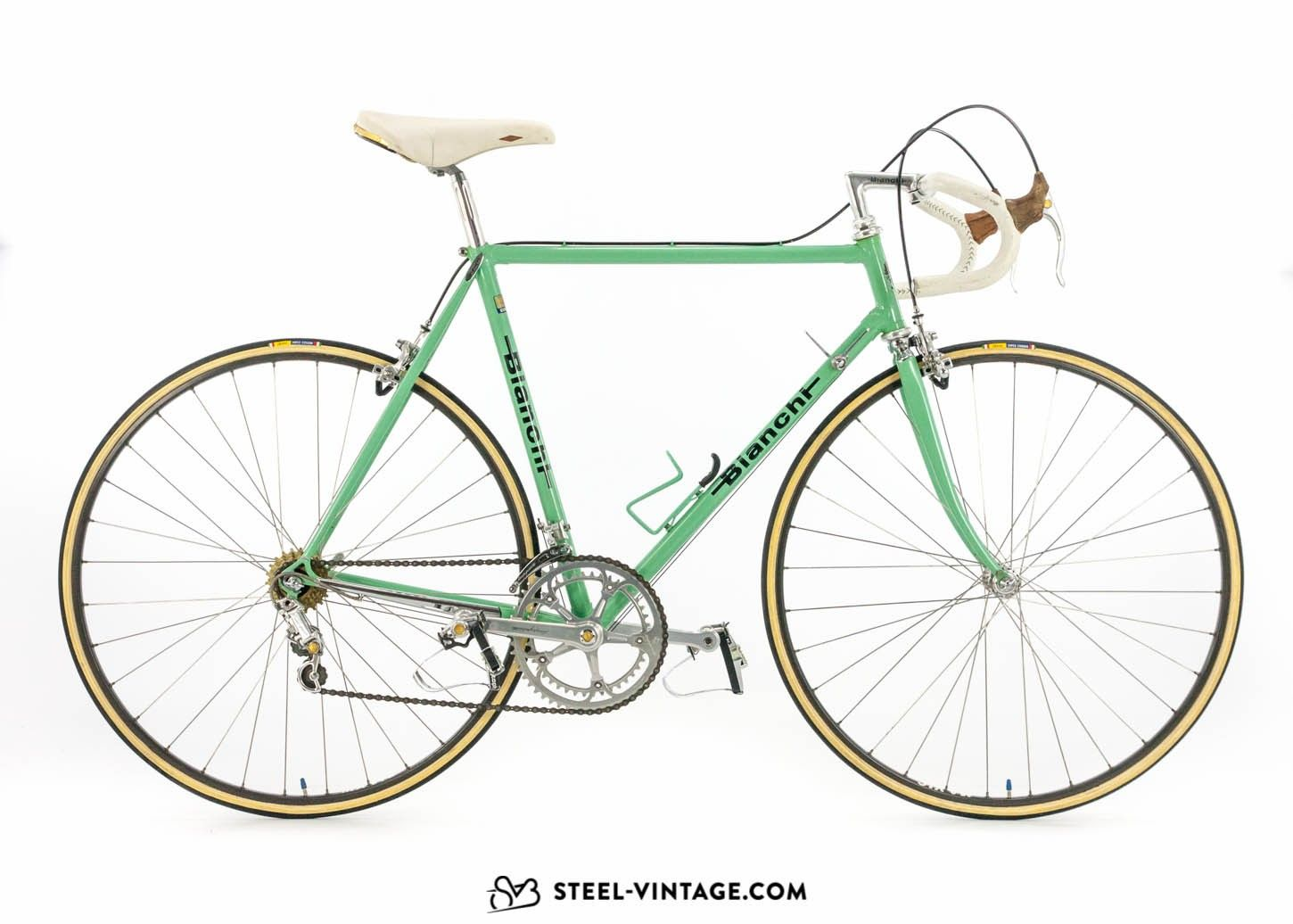 Steel Vintage Bikes - Bianchi Specialissima X3 NOS Campagnolo 50th ...