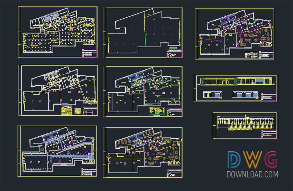 gym dwg project  gymnastics and gym are the autocad dwg