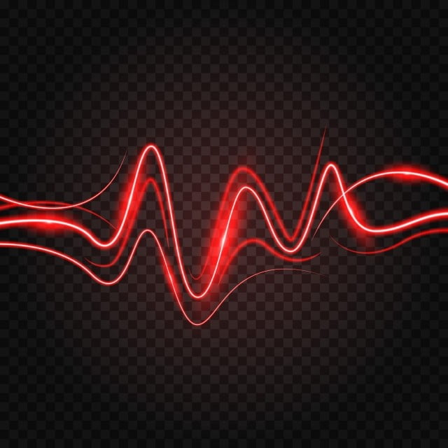 Abstract Red Laser Beam Light Effect Illuminated On Transparent Background Electricity Illuminated Magic Png And Vector With Transparent Background For Free In 2021 Light Background Images Light Effect Red Warning Light