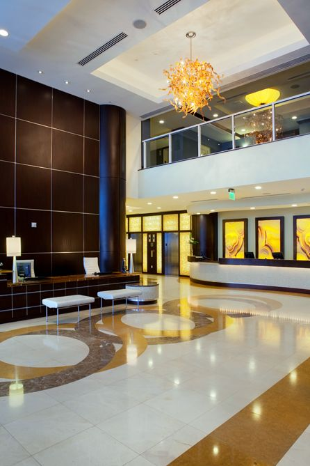 Meet With The Concierge To Plan Your Escape In The Elegant Lobby