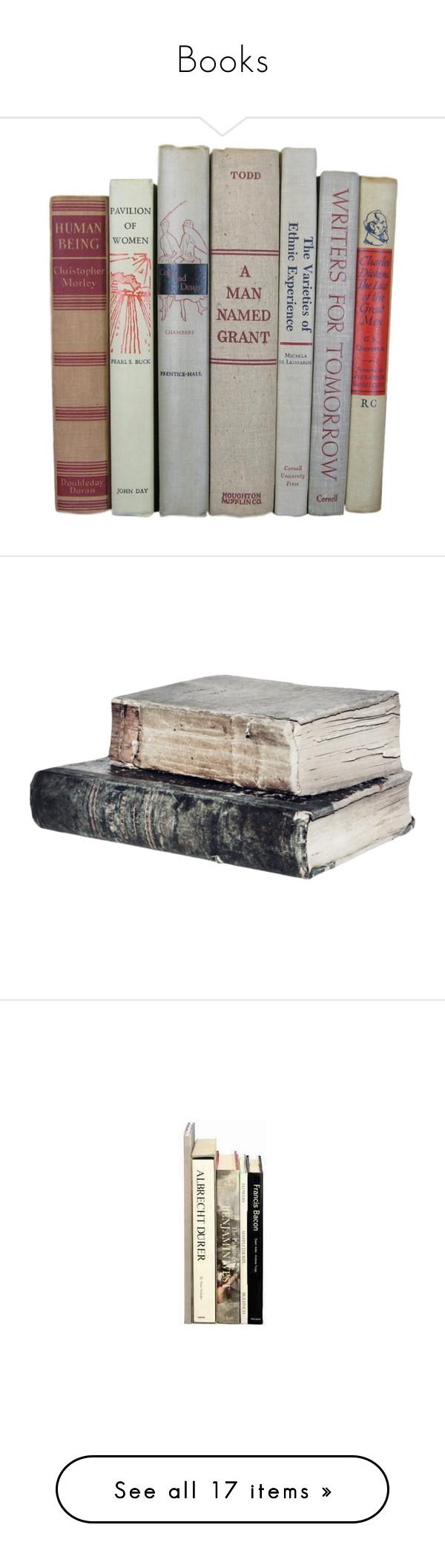 Books\