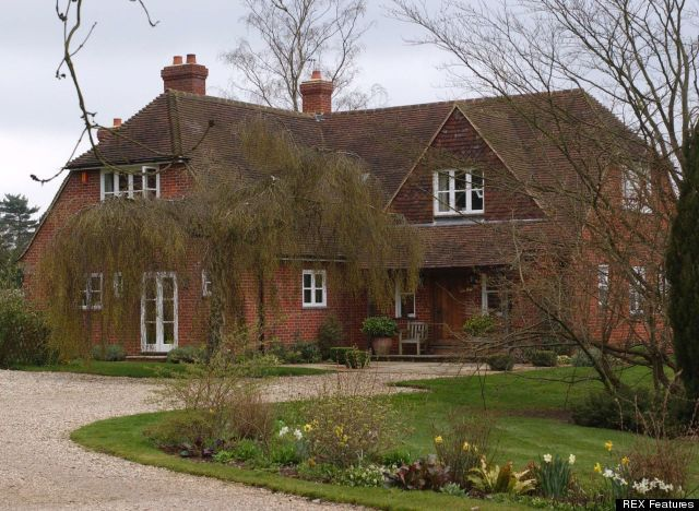 Photo Of The Middleton 39 S Family Home In Bucklebury