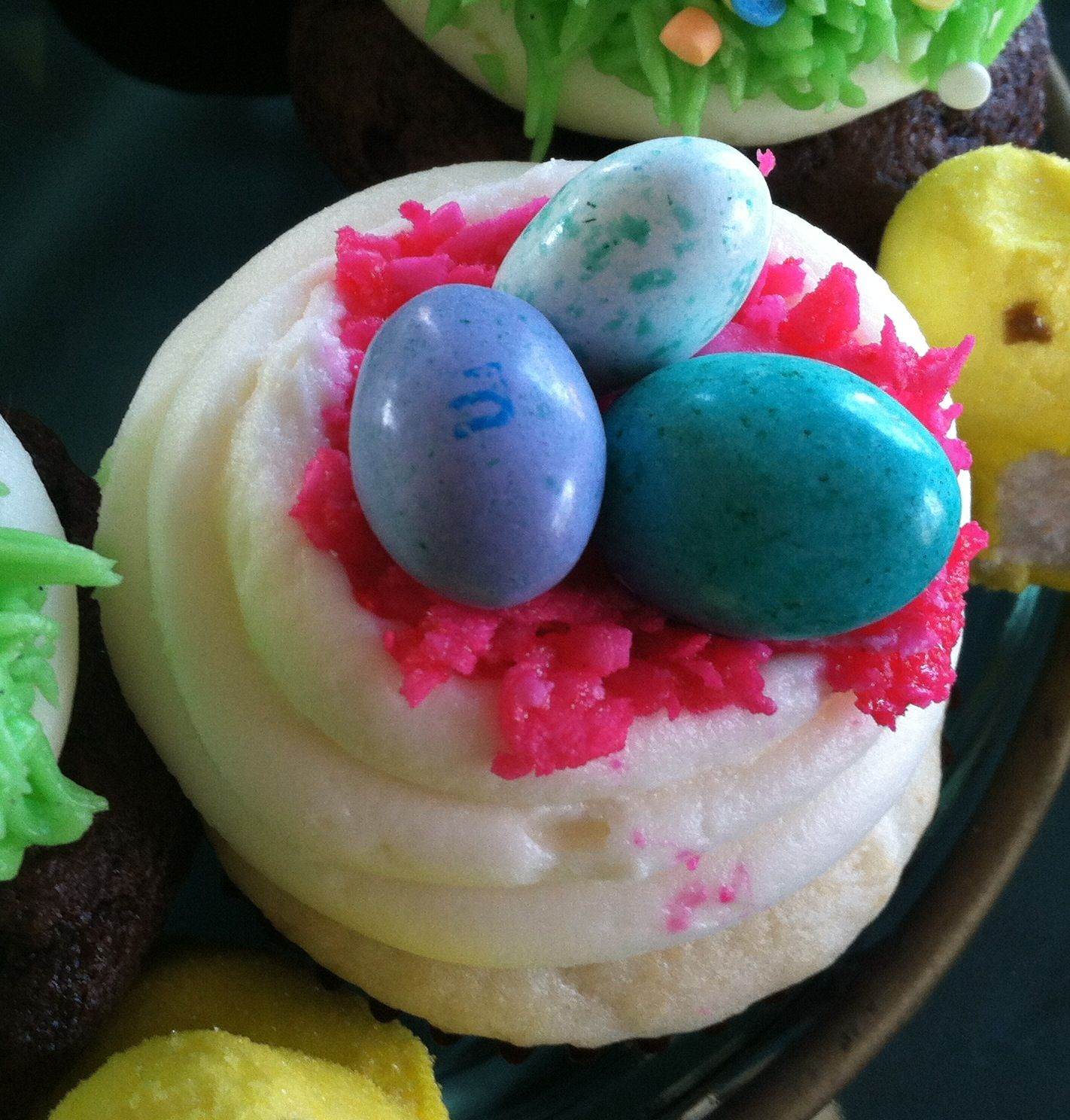 Easter cupcake easter cupcakes easter cupcakes