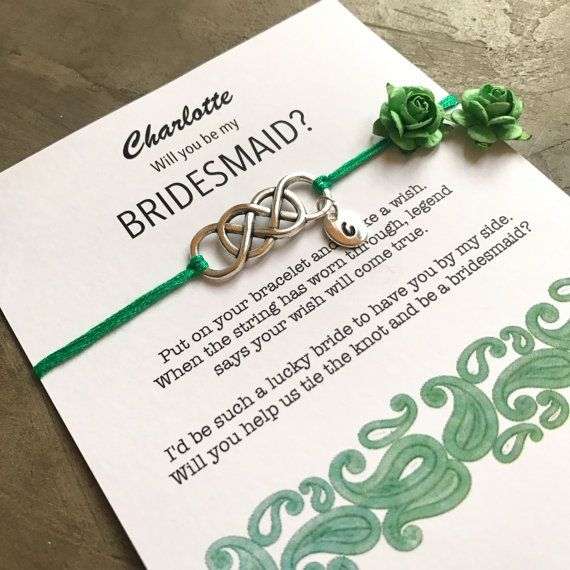 my Maid of Honor How to Ask Bridesmaids Carrie Clover Will you be Bridesmaid invitation The perfect Way to Invite your Bridal Party Pearl Bridesmaid Proposal Gift B4