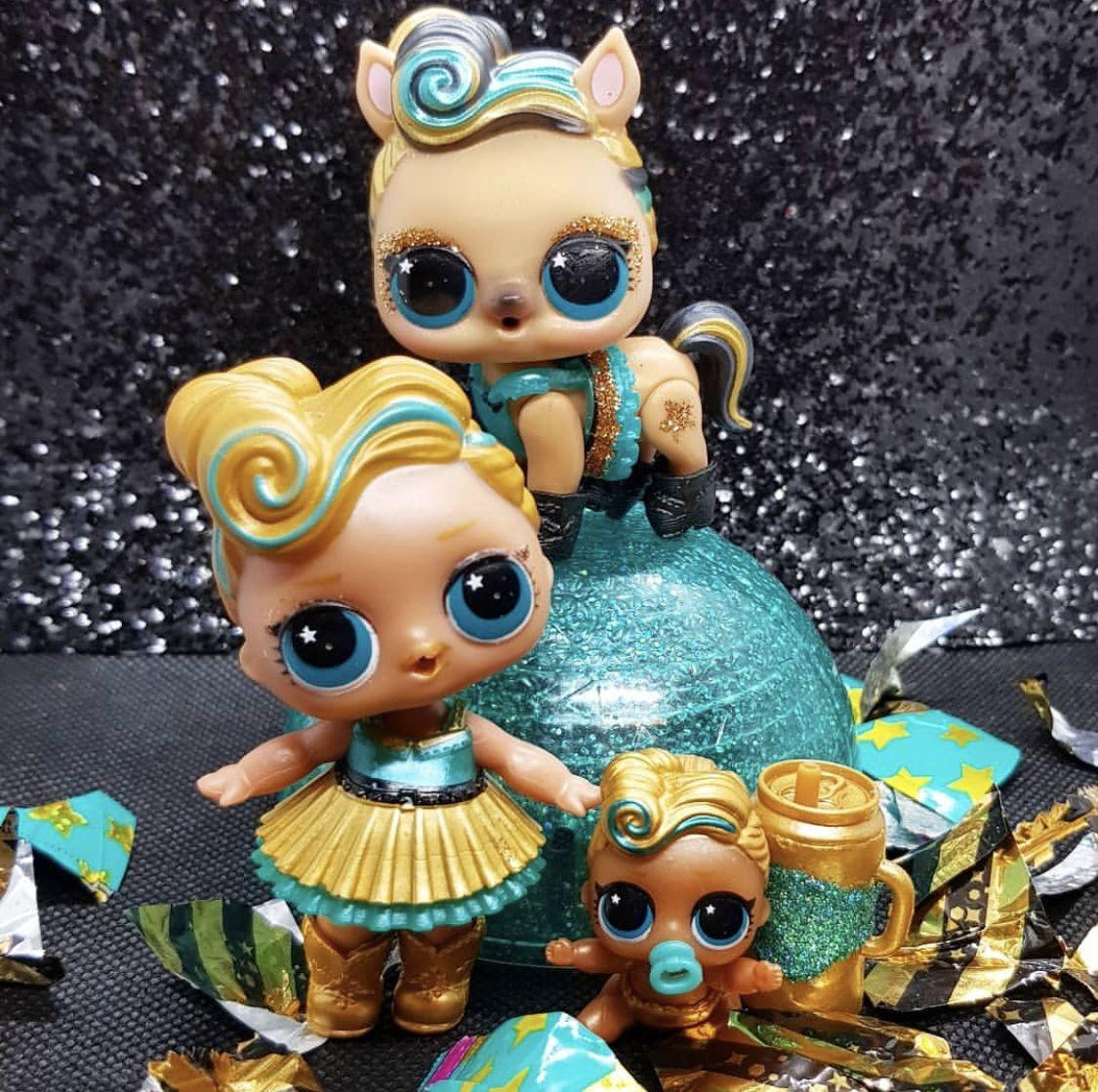 The Luxe Family Lol Surprise Dolls Lol Dolls Lol Dolls