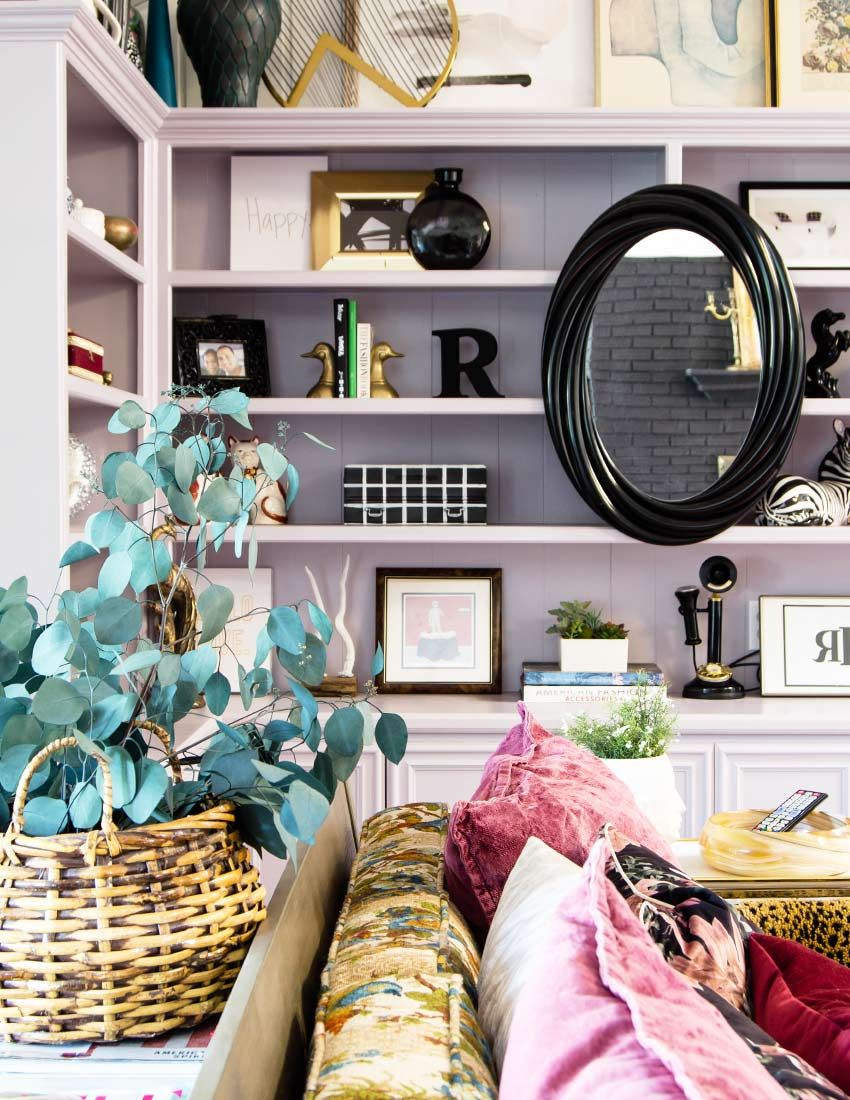 Wall to Wall Color in a West Texas Revamp