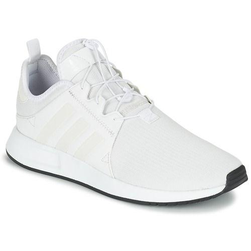 Topánky Nízke tenisky adidas Originals X PLR Biela  55ad485be0e
