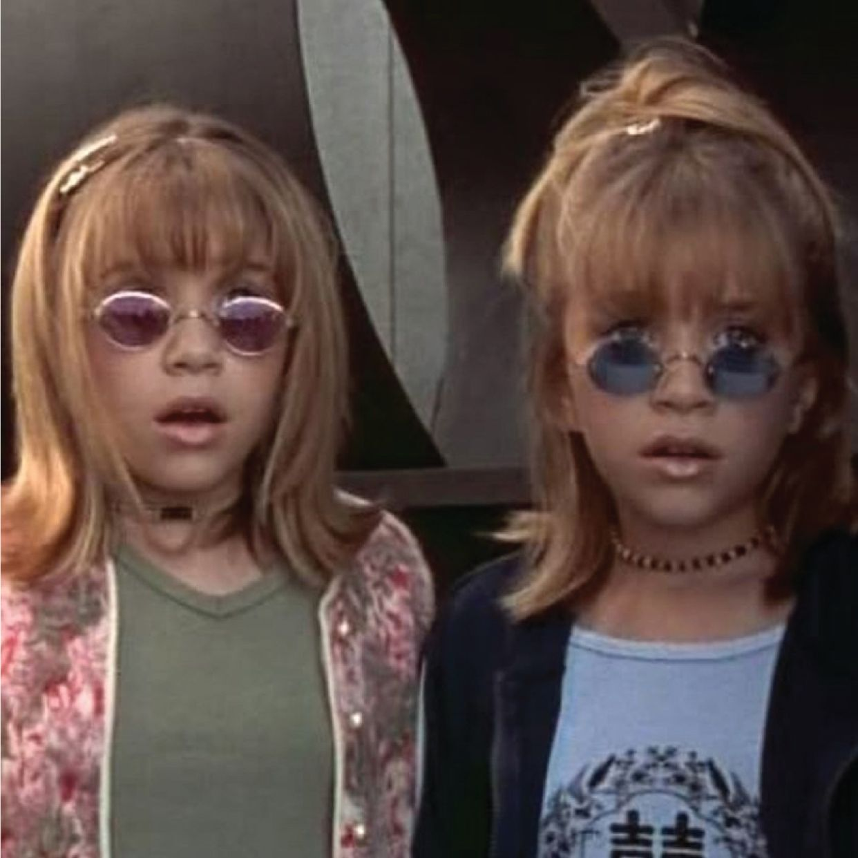 Ashley and MaryKate Olsen Have Been Perfecting Their Sunglasses Game for 30 Years—And It Shows is part of 2000s fashion trends - Celebrate MaryKate and Ashley's birthday by copping their sunglasses style