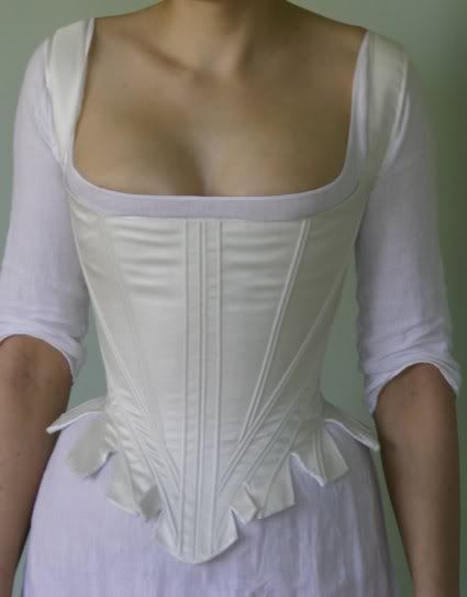 Late Victorian corset 1880's corset 1740's stays 1810 stays Natural form era corset 1876 corset 1880'... | Historical clothing, Corset fashion, Historical fashion