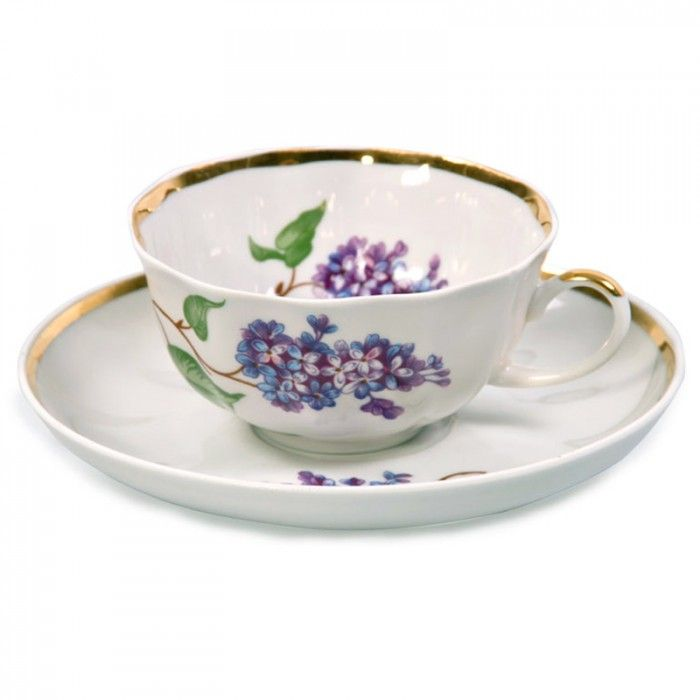 Lilac 15 pc. Tea Set for 6 persons | Product sku J-111070