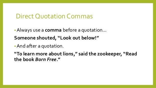 Image Result For Quotations Commas Image Result For Quotations
