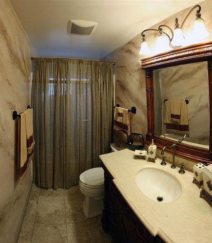 small luxury bathrooms home decor Pinterest Bathroom layout