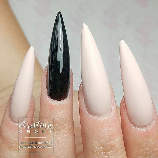 Best Stiletto Nails Designs Ideas Tips For You Stilettos