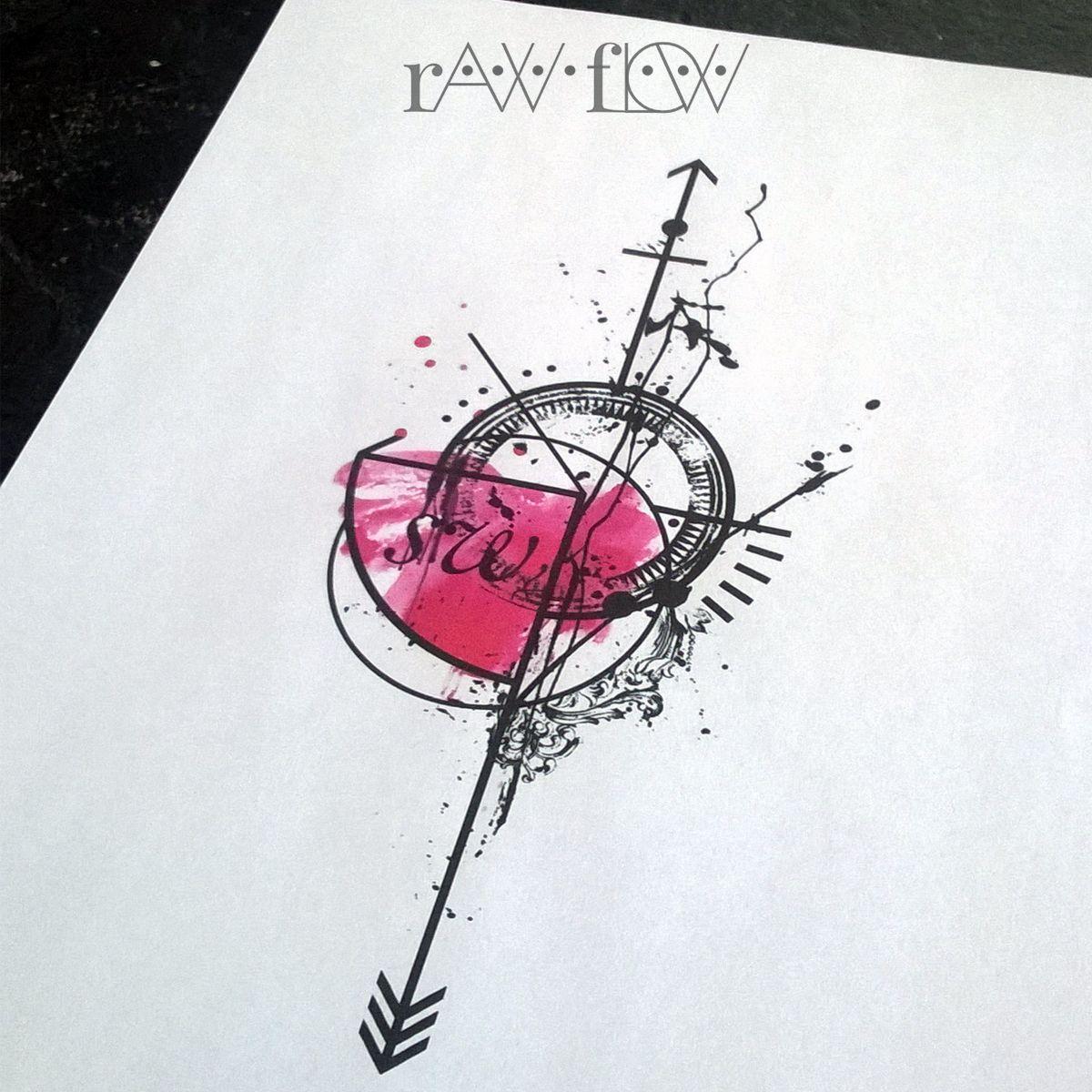 f4ae0a123cb75 watercolor-compass | Tumblr Geometric Compass, Reisende Tattoo, Rebel Tattoo,  Piercing Tattoo