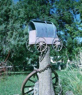 Creative Mailbox Cool Mailboxes Mailbox Vintage Mailbox