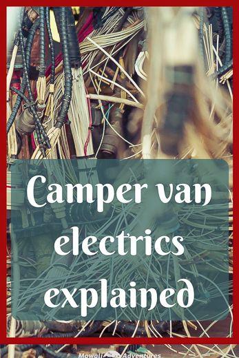 Photo of Campervan Elektrik erklärt | Mowgli-Abenteuer