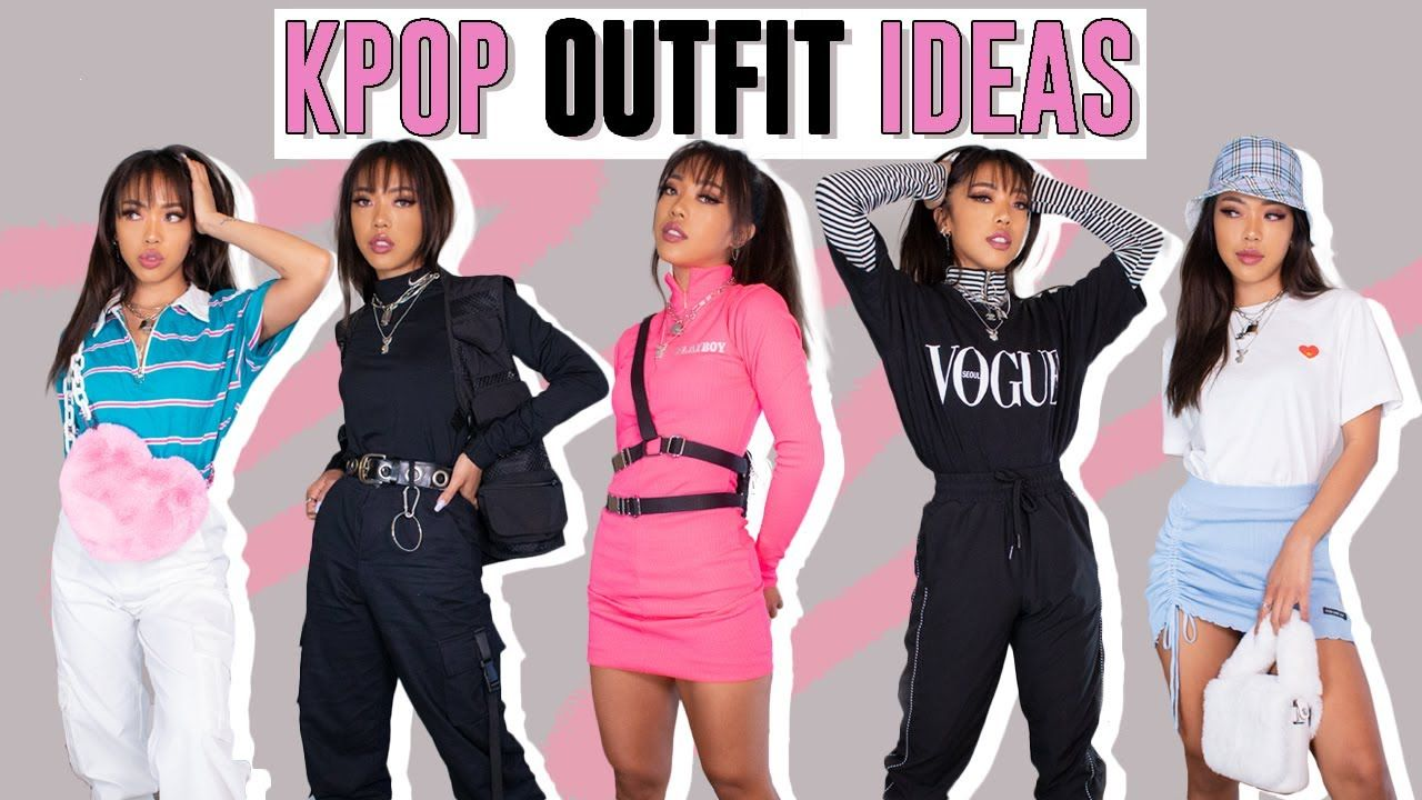 20 Kpop Inspired Outfit Ideas Bts Hobicore Concert Outfits Youtube In 2020 Kpop Outfits Bts Inspired Outfits Kpop Concert Outfit
