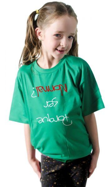 Dica #palcofashion #Camiseta - Porque ser normal #moda #fashion