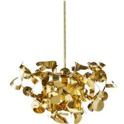 Photo of Brand van Egmond Kelp Round Kronleuchter, Brass Brand van Egmond Brand van Egmond