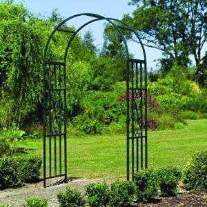 Gardman Kensington Metal Garden Arch Garden Ideas Pinterest