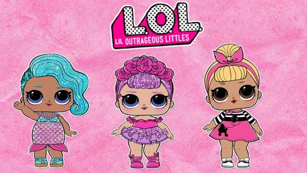 Картинки по запросу кукла лол | Куклы, Картинки