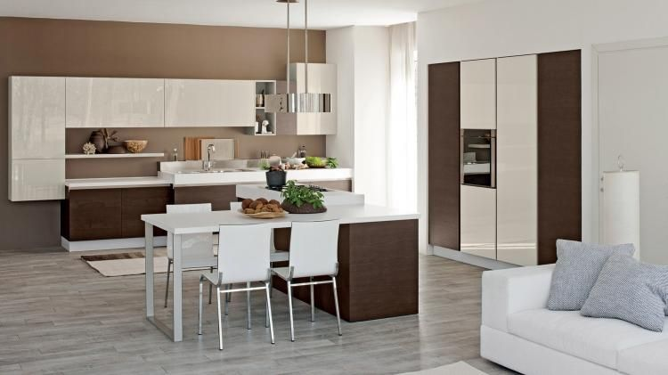 Cucine moderne arredo cucina moderna cucine lube for Arredo cucina design