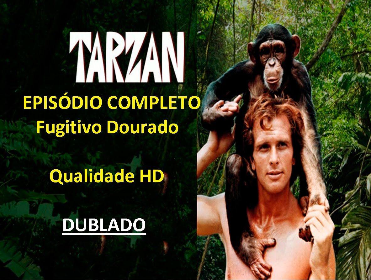 Tarzan Ron Ely Hd Episodio Completo Dublado Com Imagens