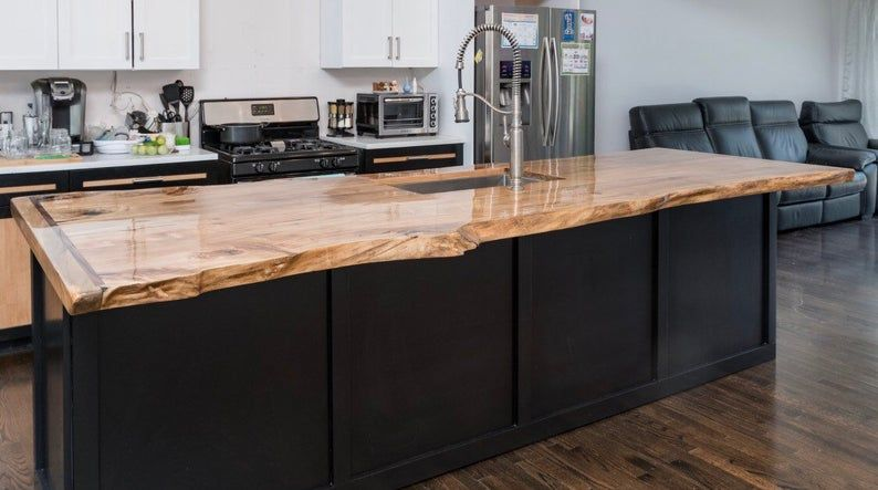 Pin On Open Rustic Kitchen
