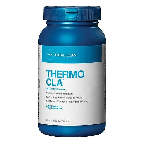 GNC Total Lean™ Thermo CLA™  CONJUGATED LINOLEIC ACID (CLA) is a naturally  occurring derivative of linoleic acid. It is a fatty acid that has been  shown to ... 7364f0e06d9