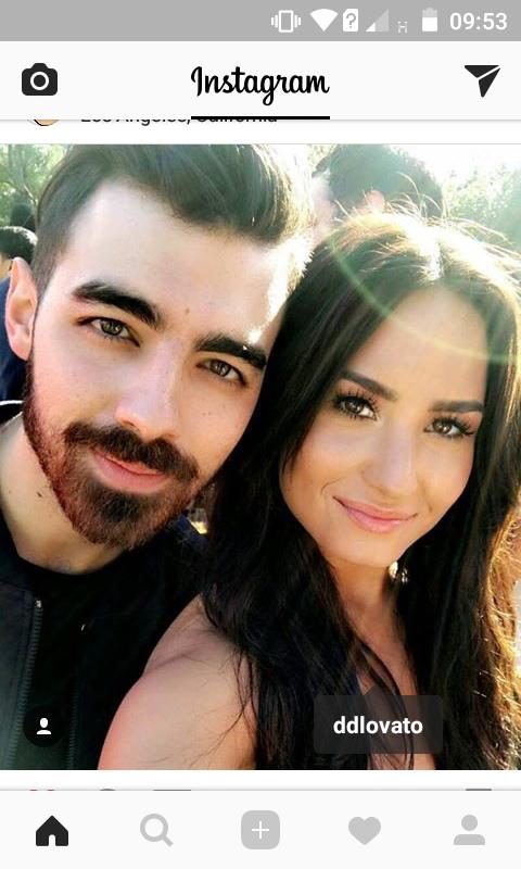 Demi and Joe   Demi lovato 2017, Demi lovato