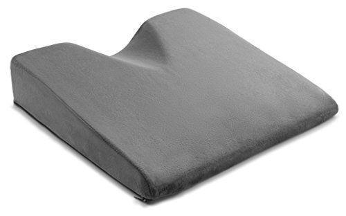 Comfysure 3 Car Seat Wedge Tailbone Cushion Comfort Memory Foam