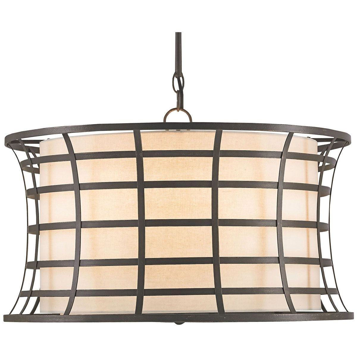 Currey and Company Coleville Chandelier 9363