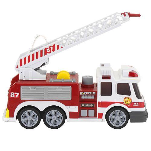 Fast Lane Light Sound Fire Truck Toy Fire Trucks Fire Trucks Fire Engine Toy